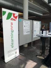 E-Learning-NRW Marktstand