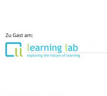 Grafik für die Videoreihe Zu Gast am Learning Lab