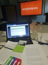 Foto vom Workshop eLP und ARSnova