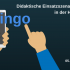 Werbegrafik für den Pingo-Workshop