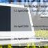 Übersicht Workshop-Termine im April