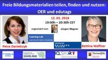 Freie Bildungsmaterialien teilen, finden und nutzen: Open Educational Resources und edutags